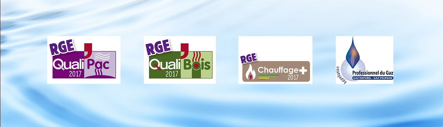 Qualifications RGE et professionnel du gaz Activ'Energies