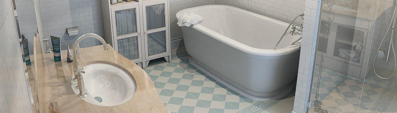 Aménagement de salle de bain à la Roche-sur-Yon et ses environs