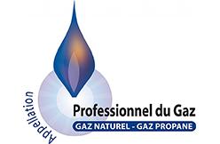 Qualification Qualigaz pour les professionnels du gaz