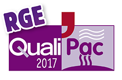 Qualification Qualipac RGE