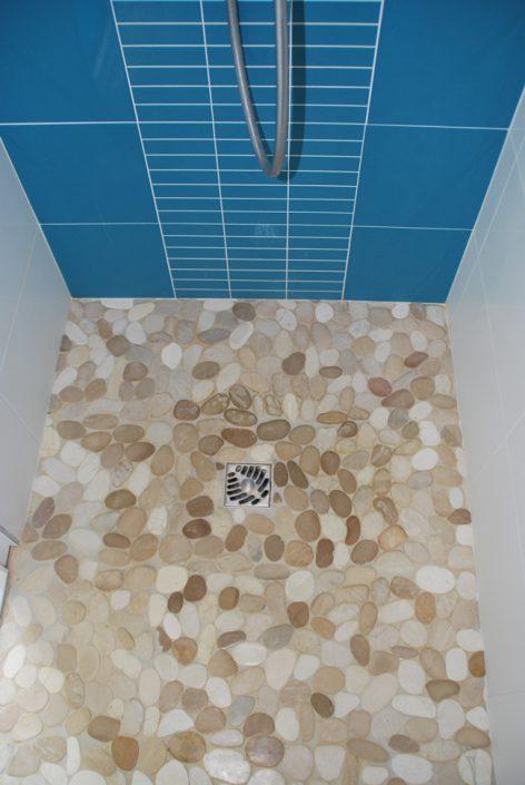 Salle de bain finale, douche